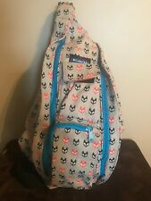 Kavu Rope Bag Foxy Fox Excellent Condition