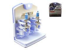 MARUTA MTEC H1 55W Halogen Glühlampen Set / SUPER WHITE MT-437  Xenon Look 5500K