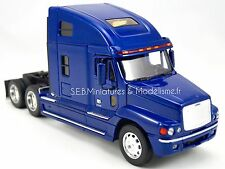 CAMION FRIGHTLINER CENTURY CLASS S/T BLEU  - 1/32 WELLY