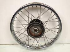 Jante arrière moto Yamaha 125 XT 15A00 Occasion jante roue cercle moyeu