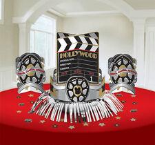 Hollywood planches en clin bobine Centre de Table Décorations de Table Fête Film Kit