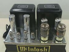 MCINTOSH power amplifier MC60 (1 unit) AC100V Working Properly #c1730