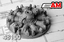 RADIAL ENGINE ASh-62 IR (AN-2)  AMIGO RESIN 1/48