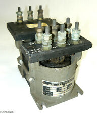 Vintage General Railway Signal Type K Transformer