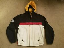 Vtg Nautica Reversible Sailing Jacket Mens Size Medium