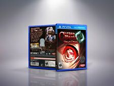 Corpse Party: Blood Drive - PlayStation Vita Cover and Case. NO GAME!!