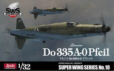 Zoukei Mura - Super Wing Series SWS10 - 1/32 Dornier Do335A-0 Pfeil - Neu