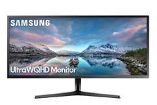 "Samsung S34J550WQN 34"" Ultra Wqhd 21 9 Monitor"
