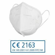 FFP2 Atemschutzmaske CE2163 gefaltet in 20er Box