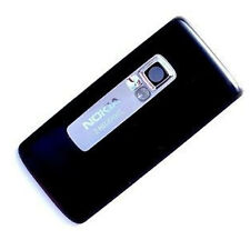 100% Genuine Nokia 6280 rear battery cover with camera glass lens back housing