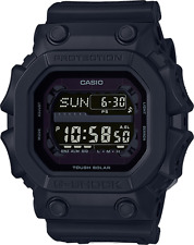 Casio G-Shock GX-56BB-1 Black Out Solar Watch Mud Water Shock Resistant USA NEW!