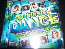 So Fresh Dance 2012 CD (Rihanna Nicki Minaj Calvin Harris Lady Gaga Avicii – Lik