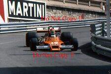 Vittorio Brambilla Surtees TS20 Monaco Grand Prix 1978 Photograph