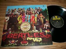 THE BEATLES-SGT.PEPPERS LONELY HEARTS CLUB BAND 1967 IMPORT PHILIPPINES NM-