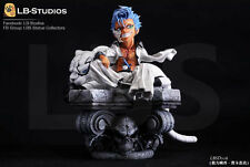 LBS SD Bleach JR Grimmjow Jeagerjaques  Resin statue figure  Limited NEW