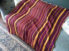 Vintage Colourful hand woven Guatamalan Table Cloth or Throw