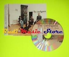 CD Singolo THE CARDIGANS For what it's worth Eu 2003 STOCKHOLM    mc dvd (S8)