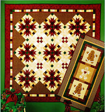 Christimas Quilts Decor Wall Hangings Joy to the World Quilting Pattern Book NEW