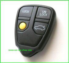 4-Tasten Fernbedienung VOLVO S60 S70 XC60 XC70 XC90 Schlüssel Gehäuse clé key