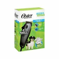 Oster pet DOG animal Clipper Adjustable #1 veterinarian Clipper New in Black