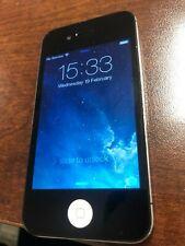 Apple IPHONE 4s - 32GB - Schwarz (Entsperrt) A1387 ( Cdma Gsm )