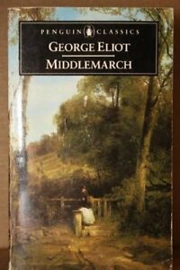 Middlemarch (English Library),George Eliot, W. J. Harvey