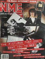Nme Music Magazine.9 December 2000.Internet Guide.Sugababes/Ash/Madonna Etc