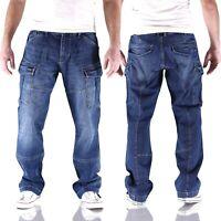Big Seven XXL Jeans Brian night blue comfort fit Herren Hose Übergröße neu