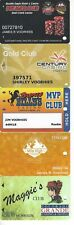 Cripple Creek Co Casinos, 5 Different Slot Cards
