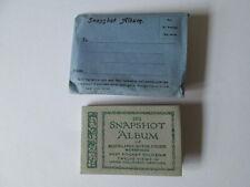 Brooklands coloured gravure Snapshot  album.Brooklands postcard.