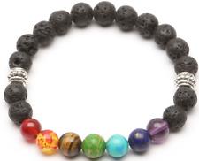 Vibrational Chakra Healer Aura Protection Band 19cm Stretchy Custom Activated