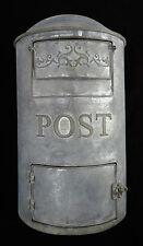 Briefkasten Briefbox kleiner Briefkasten Postbox Mailbox antik alter