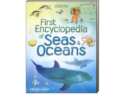 First Encyclopedia of Seas and Oceans by B. Denne (2011, Paperback, Revised)