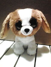 """Ty Beanie Boo 6"""" Cookie the Dog 2011 - no hang tag"""