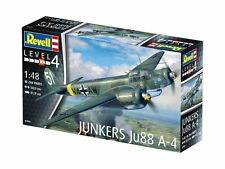 REVELL 1/48 JUNKERS JU-88 A-4 (NUOVO)
