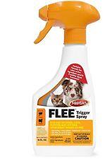 Flea Spray Dog & Cat Flea Spray Same Active Ingredients As Frontline® Plus 16 oz