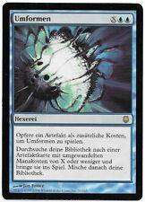 Modificación de la forma (reshape) 31-noche acero-mtg 2003-germano-Mint