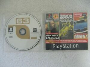 25305 Demo Disc 63 Official UK Playstation Magazine - Sony PS1 Playstation 1 (20