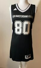 ADIDAS New Amsterdam Vodka 80 Proof PROMO Basketball Jersey Sz Medium EUC RARE