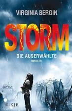 Rain / Storm – Die Auserwählte von Virginia Bergin (2016, Gebundene Ausgabe)