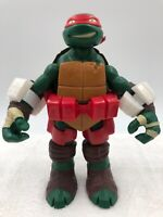 "Viacom Playmates 10"" Teenage Mutant Ninja Turtle Action Figure Raphael  2012"