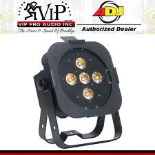 American DJ FLAT PAR TW5 25-Watt Dynamic TRI White LED Par Fixture DMX Light NEW