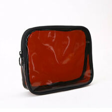 Clear Cosmetic Makeup Bag Transparent Travel Toiletry Through See Bags Organizer
