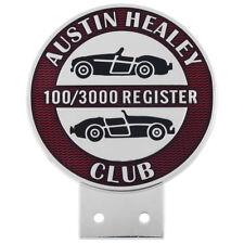 AUSTIN-HEALEY 100-4 100-6 3000 REGISTER CLUB BADGE 625195