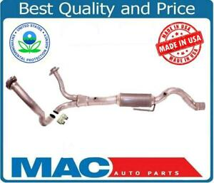 00-03 Dodge Durango 4Wheel Drive 4.7L Rear Catalytic Converter Federal Emissions
