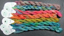7x Needlepoint/Embroidery THREAD TENTAKULUM Painter's Soft Cotton-ZZ170
