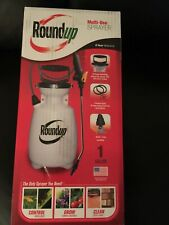 Roundup Sprayer 1 Gallon New