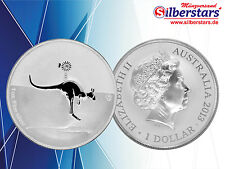 1 oz Silver Kangaroo 2013 In Outback F15 Privy Fabulous 15 Silber Känguru BU