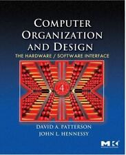 Computer Organization and Design: The Hardware/Software Interface by David...