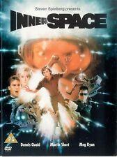 Innerspace (2002) Dennis Quaid, Martin Short, Meg Ryan NEW & SEALED UK R2 DVD